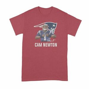 Cam Patriot Shirt New England Football Tshirt