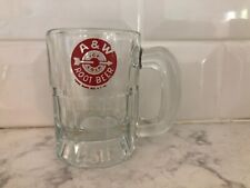 A & W Root Beer Mug Baby Red Ring With Arrow