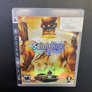 Saints Row 2 (Sony PlayStation 3, 2008) PS3 Complete