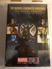 MARVEL CINEMATIC UNIVERSE OMNIBUS Hardcover HC - New Sealed Free Priority Ship!