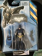 """The Dark Night Rises Batman Caped Crusader 3.75"""" Action Figure NEW In PACKAGING"""