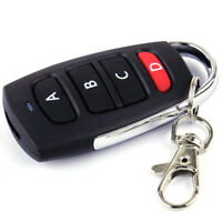 Universal Cloning Electric Gate Garage Door Remote Control Key Fob 433mhz Cloner
