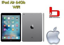 "iPad Air 32Gb WiFi 9.7"" Retina Bluetooth Webcam SpaceGray MD786TY [GRADE B] ITA"