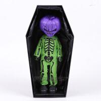 Living Dead Dolls, 2016 Halloween, Australian Purple/ Green, Jack O Lantern Doll
