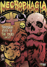 NECROPHAGIA - THROUGH THE EYES OF THE UNDEAD UNCUT NEW DVD