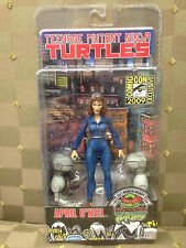 NEW TEENAGE MUTANT NINJA TURTLES APRIL O'NEIL W/ MOUSERS SDCC 2009 EXCLUSIVE