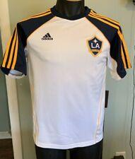 David Beckham LA Galaxy Jersey Youth Large Adidas Clima 365 MLS