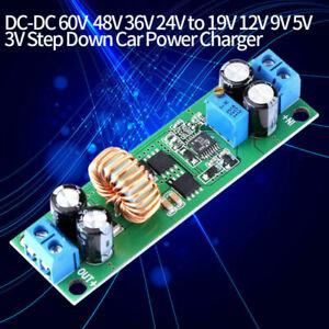 7A DC-DC Step Down Converter Spannungswandler Modul 6.5-48V to 3V 5V 9V 12V 19V