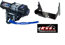 HONDA ATV TRX500 RUBICON  KFI 3000LB WINCH & MOUNT 2007-2014