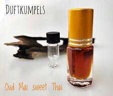 Oud Mai sweet Thai Agarwood Essenz 100% rein Top Quality Oudh Öl Oil Areej Ajmal