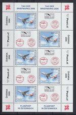Austria Austria 2006 ** mi.2606 KB aereo AIRBUS Aeroplane Aircraft [sr629]