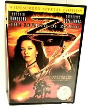 The legend of zorro DVD Good condition Free Shipping