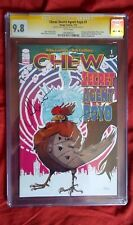 CHEW SECRET AGENT POYO #1A (NM+ SS CGC 9.8) SIGNED 2x LAYMAN GUILLORY Image 2012