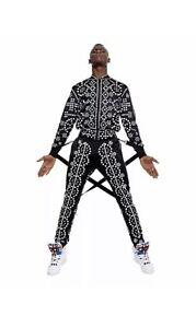 Adidas Originals ObyO Jeremy Scott PEARLY KING TRACKSUIT Jacket Pants Wings Star