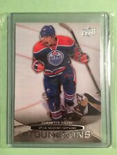 11-12 UD Ryan Nugent Hopkins Young Guns Rookie Oilers