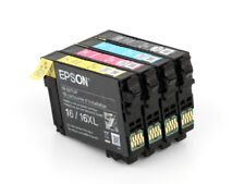 Genuine Epson 16 / 16XL setup Ink Cartridge set for Epson WorkForce Printer