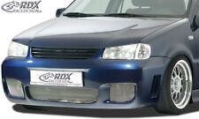 RDX Motorhaubenverlängerung VW Polo 6N2 Metall Böser Blick Haubenverlängerung