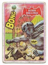 1966 Batman Red Bat (21A) Batman Wins A Prize