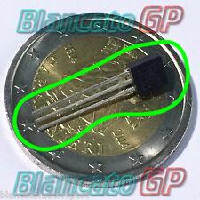 SENSORE TEMPERATURA DIGITALE MAXIM DS18B20 TO92 TERMOMETRO 1 Wire ALTA PRECISION