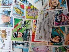 Thematic pack of 100 Aviation/Planes mainly MNH & CTO FREE DELIVERY