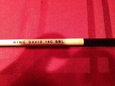 """KING DAVID - 14C SBL CONDUCTORS BATON 14"""" DIRECTORS 14C-SBL"""