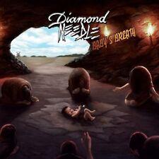 DIAMOND NEEDLE / BABY'S BREATH - Split (NEW*80's DUTCH METAL KILLER*SAD IRON)