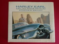 Harley Earl and the Dream Machine GM Design Book Concept Cars Motorama Bayley