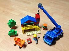 Lego duplo Bob der Baumeister Set 3597 Heppo Bob + Mixi bei der Arbeit Hausbau