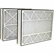 "(2) pack Flanders 82655.0451625 16"" x 25"" 4-1/2"" Furnace Air Cleaner Filters"