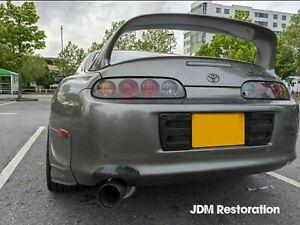 Toyota Supra Jza80 Carbon Exhaust Heat Shield Trd Sz Szr Rzs Gz Rz 2jz Turbo 1jz