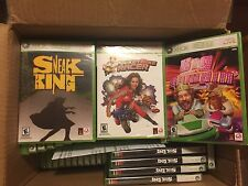 Big Bumpin Sneak King PocketBike Racer NEW Burger King 3 Games Xbox 360 FREE S/H