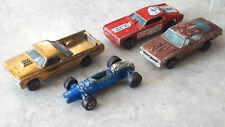 4 vintage Hotwheels Redline models