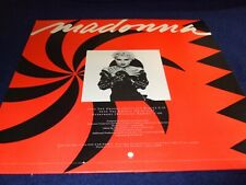 """MADONNA ~ INTO THE GROOVE( REMIX)  12""""  MINT/ NEVER PLAYED/ RARE / PROMO"""