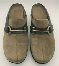 Rockport Womens Shoes Size 7M Leather Slip On Waterproof Hydro-Shield Loafers
