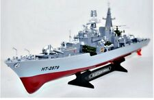 "HT2879 Destroyer Battleship Warship RC Boat 2 CH Remote Control 31"" 1:115 New"