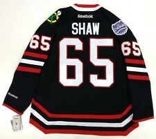 ANDREW SHAW CHICAGO BLACKHAWKS NHL STADIUM SERIES REEBOK PREMIER JERSEY
