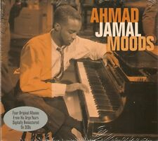 Ahmad Jamal - Moods - 4 Original Albums From The Argo Years 3CD NEW/SEALED