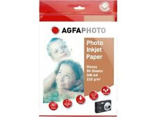 Agfa Photo foto-glanzpapier A4/2x50/100 feuille / 210 g / GLOSSY papier