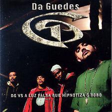 Da Guedes : Dg Vs a Luz Falsa Que Hipnotiza O Bobo CD