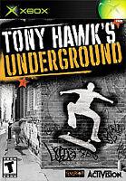 Tony Hawk's Underground (Original Xbox, 2003) Disc Only, Tested!