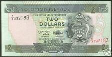 Islas Salomon 2 Dolares 1997 @@ NUEVO PLANCHA @@