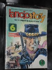 LANCIOSTORY  ANNO 1° UNO N°5  -IN 1° EDIZIONE 1975-NO SKORPIO EDIZIONI LANCIO