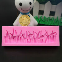 Silicone Mould Grass Fondant Cake Mold Chocolate Clay Sugarcraft Lace-Pastry Re
