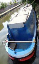 Narrow Boat 30 Ft project Liveaboard Canal River Cruiser Narrowboat Boat barge