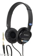 Sony MDR 7502 Professional ENG and Studio Headphones