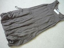 New Made in Italy Linen Dress/Tunic Size 8/10/12