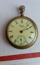 Waltham Pocket Watch Running Old Estate