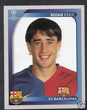 Panini Football Sticker - Champions League 2008-09 - No 107 - FC Barcelona