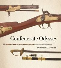 CONFEDERATE ODYSSEY - JONES, GORDON L./ MELTON, JACK W., JR. (PHT) - NEW HARDCOV
