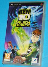 Ben 10 Alien Force - Sony PSP - PAL